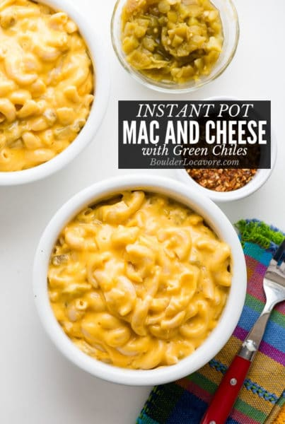 Instant Pot Mac and Cheese title