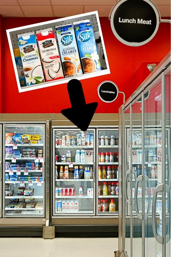 Non-Dairy Creamers at Target BoulderLocavore.com