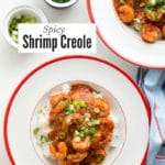 Shrimp Creole: A Spicy Fast and Easy Dinner Recipe