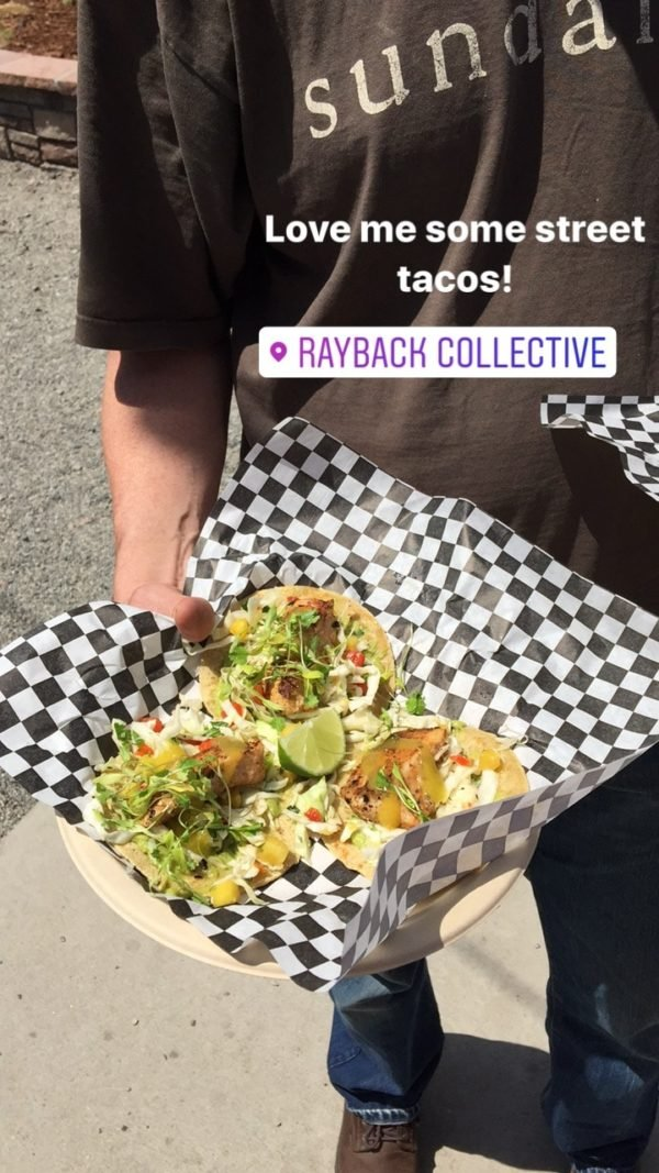 Rayback Collective STreet Tacos