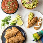 Taco Chicken Tenders for a Wholesome Fast Food Meal