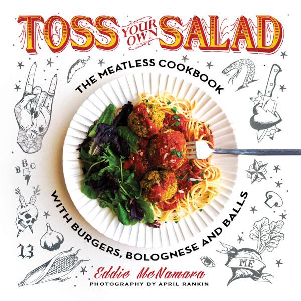 Toss Your Own Salad cookbook cover BoulderLocavore.com