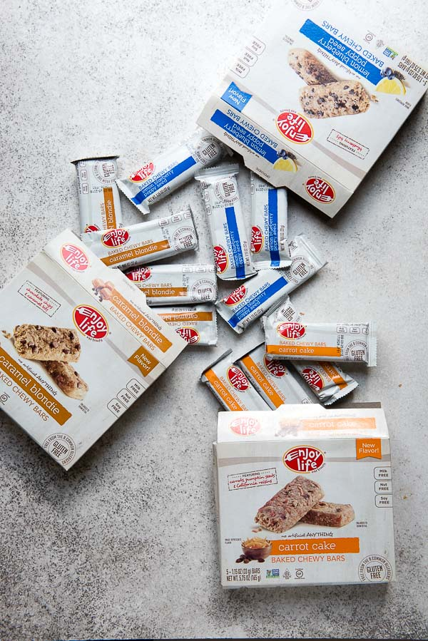 Enjoy Life Foods Chewy Snack Bars allergy-friendly BoulderLocavore.com