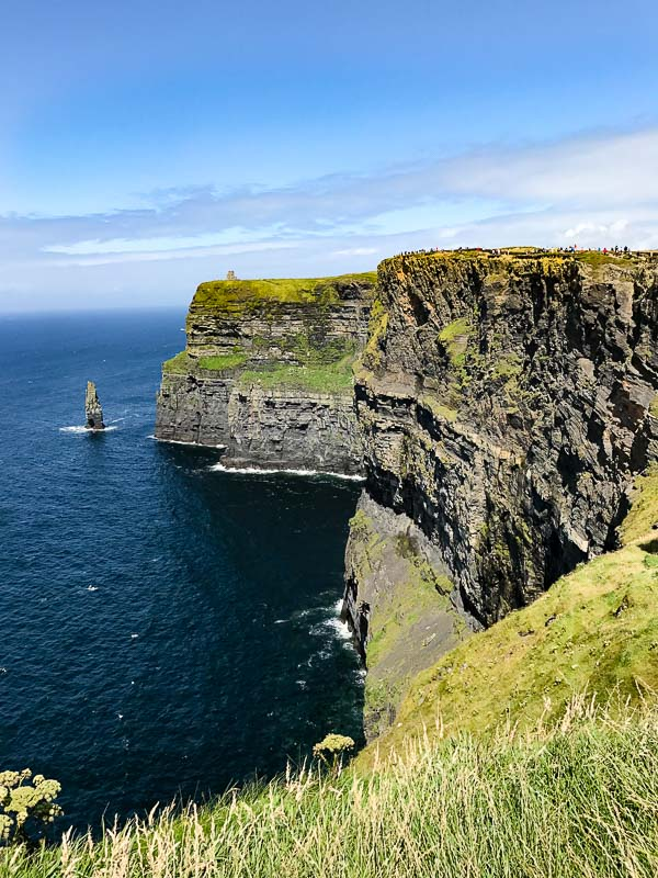 Cliffs of Moher Tips for Driving in Ireland | BoulderLocavore.com