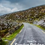 How to Survive Driving in Ireland & Rental Car Tips