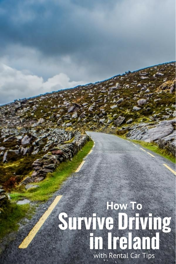 How to Survive Driving in Ireland with Rental Car Tips | BoulderLocavore.com