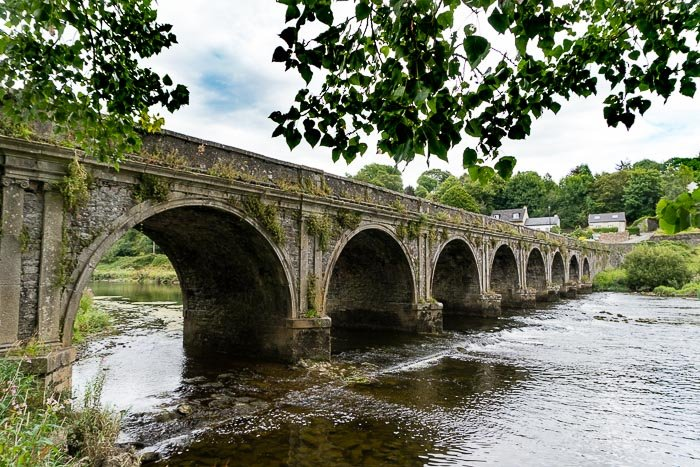 Inistioge Ireland How to Survive Driving in Ireland - BoulderLocavore.com