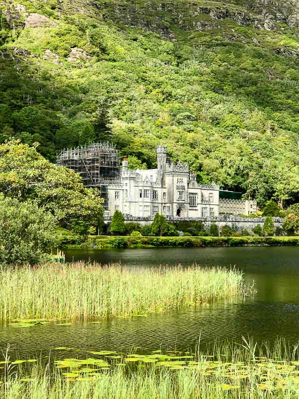 Kylemore Abbey Ireland - How to Survive Driving in Ireland - BoulderLocavore.com