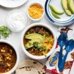 Southwestern Instant Pot Chili