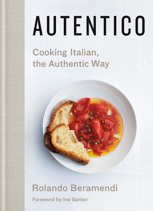 Autentico Cooking Italian cookbook cover BoulderLocavore.com