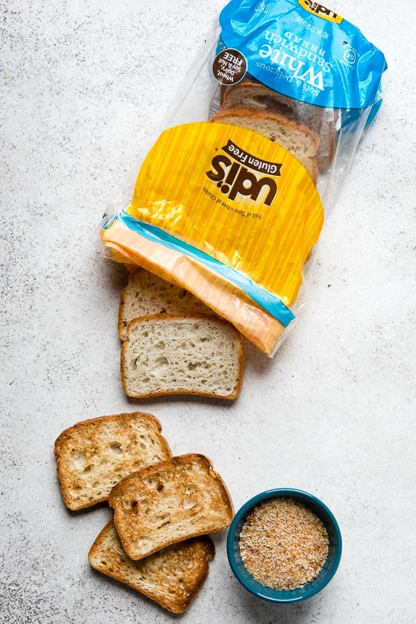 How to Make Gluten-Free Homemade Bread Crumbs with Udi's Gluten Free White Sandwich Bread - BoulderLocavore.com