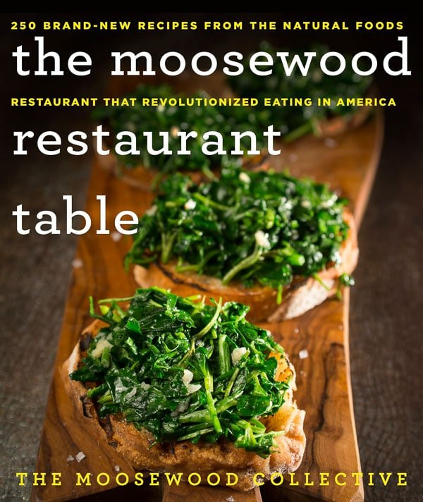 The Moosewood Restaurant Table cookbook cover BoulderLocavore.com