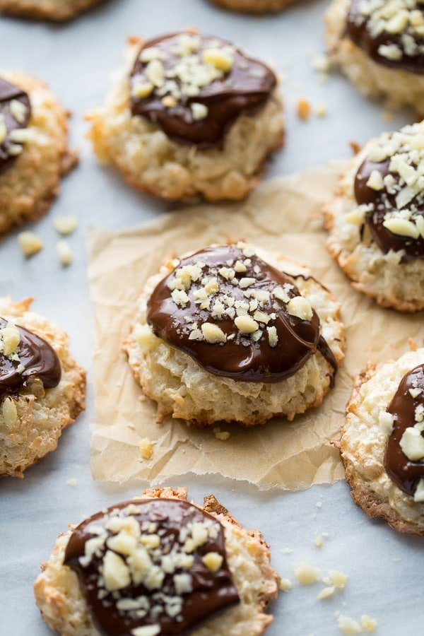 Gluten-Free Chocolate Coconut Cloud Cookies Meaningful Eats