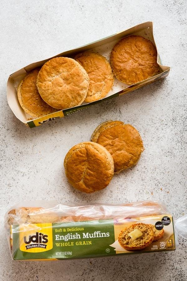 Udis Gluten Free English Muffins - BoulderLocavore.com