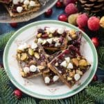 Christmas Crack – An Easy Fully Loaded Cracker Toffee Recipe