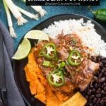 Caribbean Slow Cooker Pot Roast