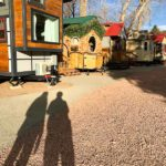 The Hobbit House: a Tiny House Resort Vacation (Lyons CO)