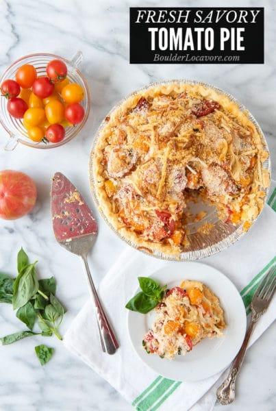 Tomato Pie title image