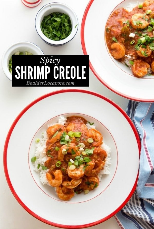 Shrimp Creole title image