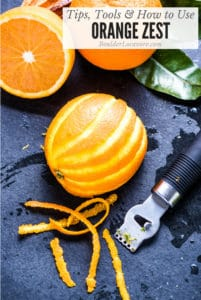 orange zest and how to use it (title image)