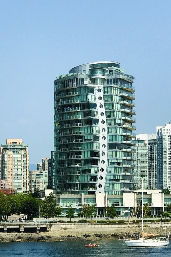 Vancouver building