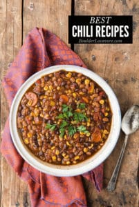Best Chili Recipes title image