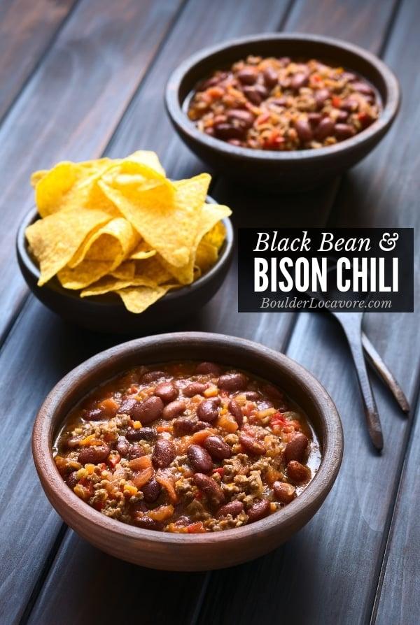 Bison Chili title image