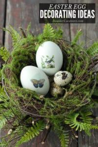 Easter Egg Decorating title image