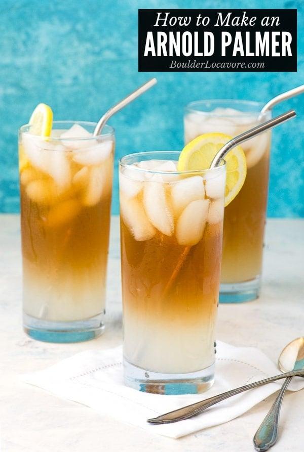arnold palmer drink title image