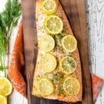 cedar plank salmon title