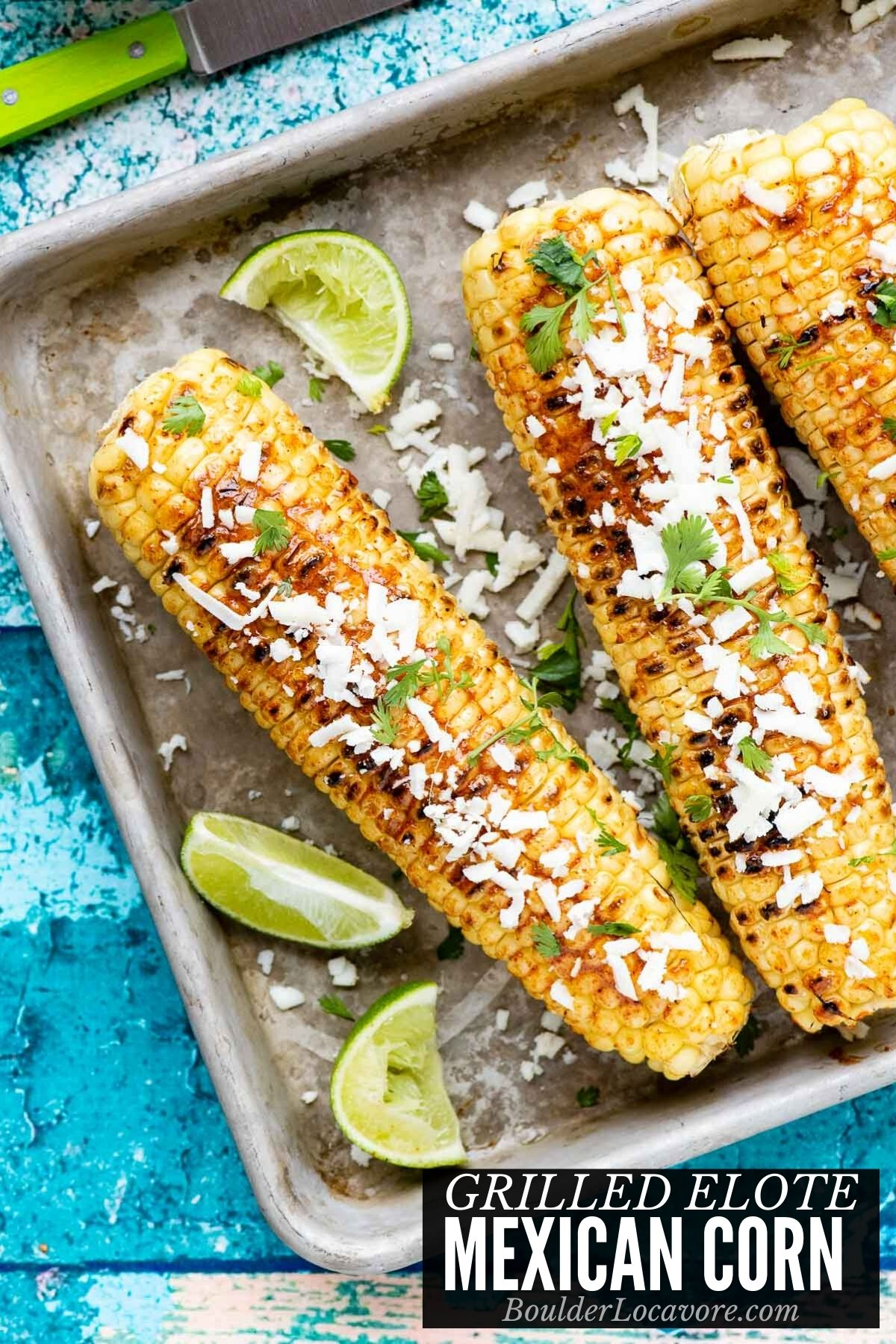elote mexican street corn title