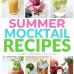 Mocktail Recipes: 20 Refreshing Summer Favorites