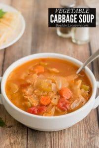 Cabbage soup title image