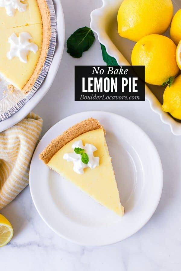 Lemon Pie title image