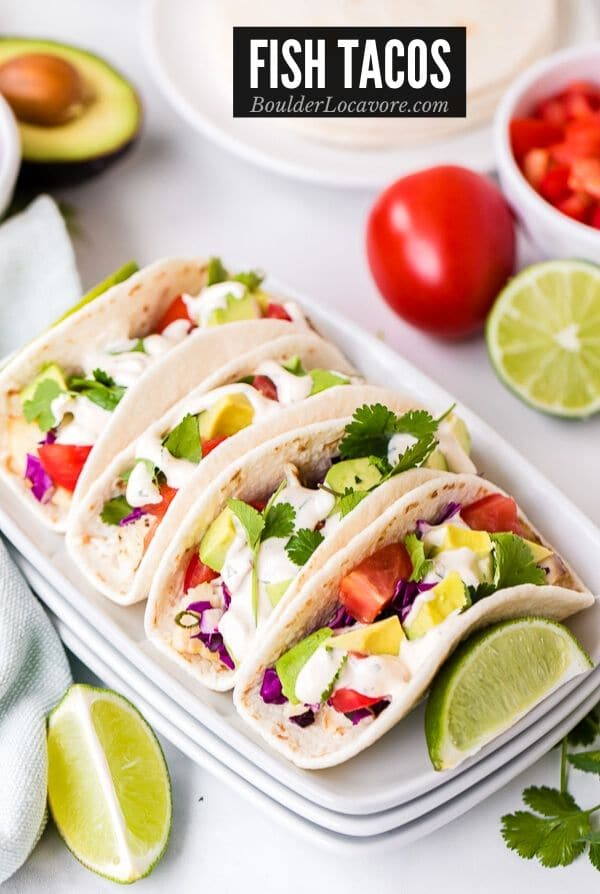 Fish Tacos title image