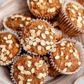Morning Glory Muffins title image