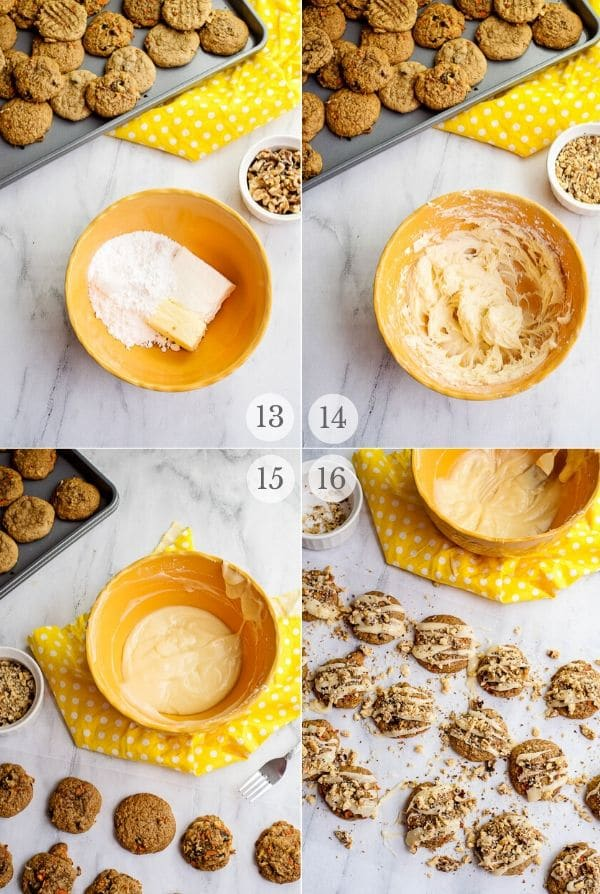 cream cheese frosting recipes steps