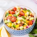 Chickpea Salad Recipe