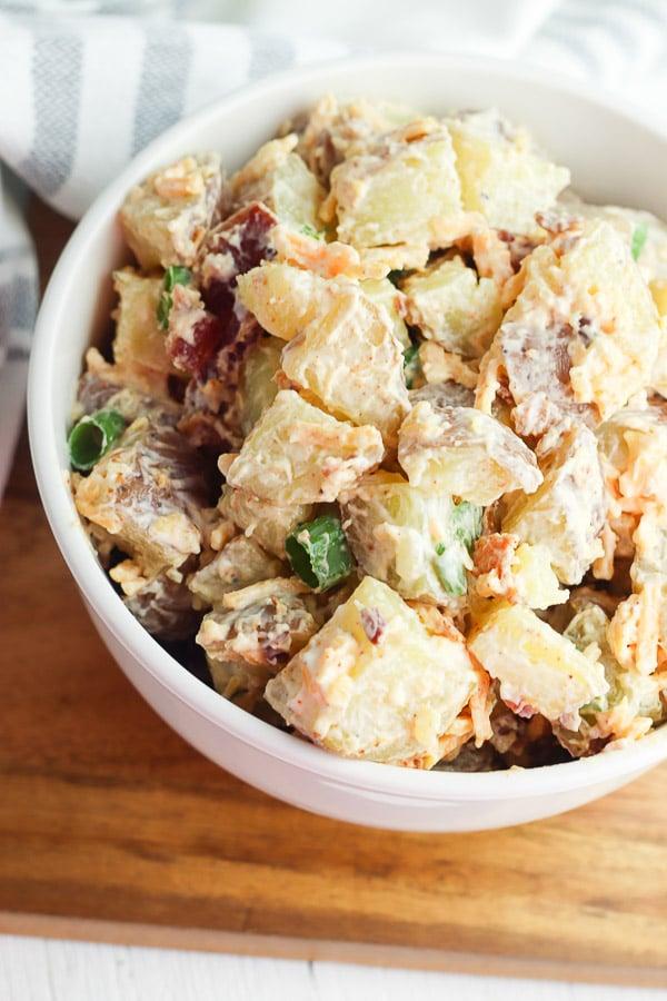 instant pot potato salad side