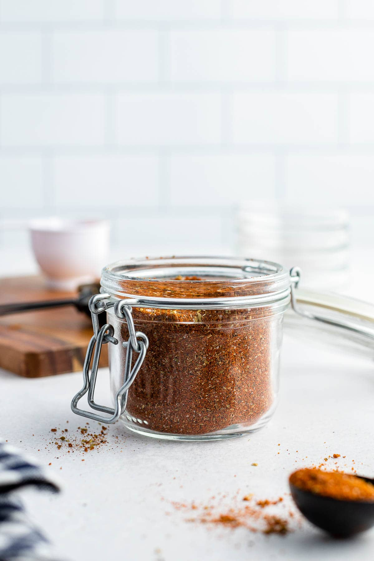 dry rub for ribs in jar