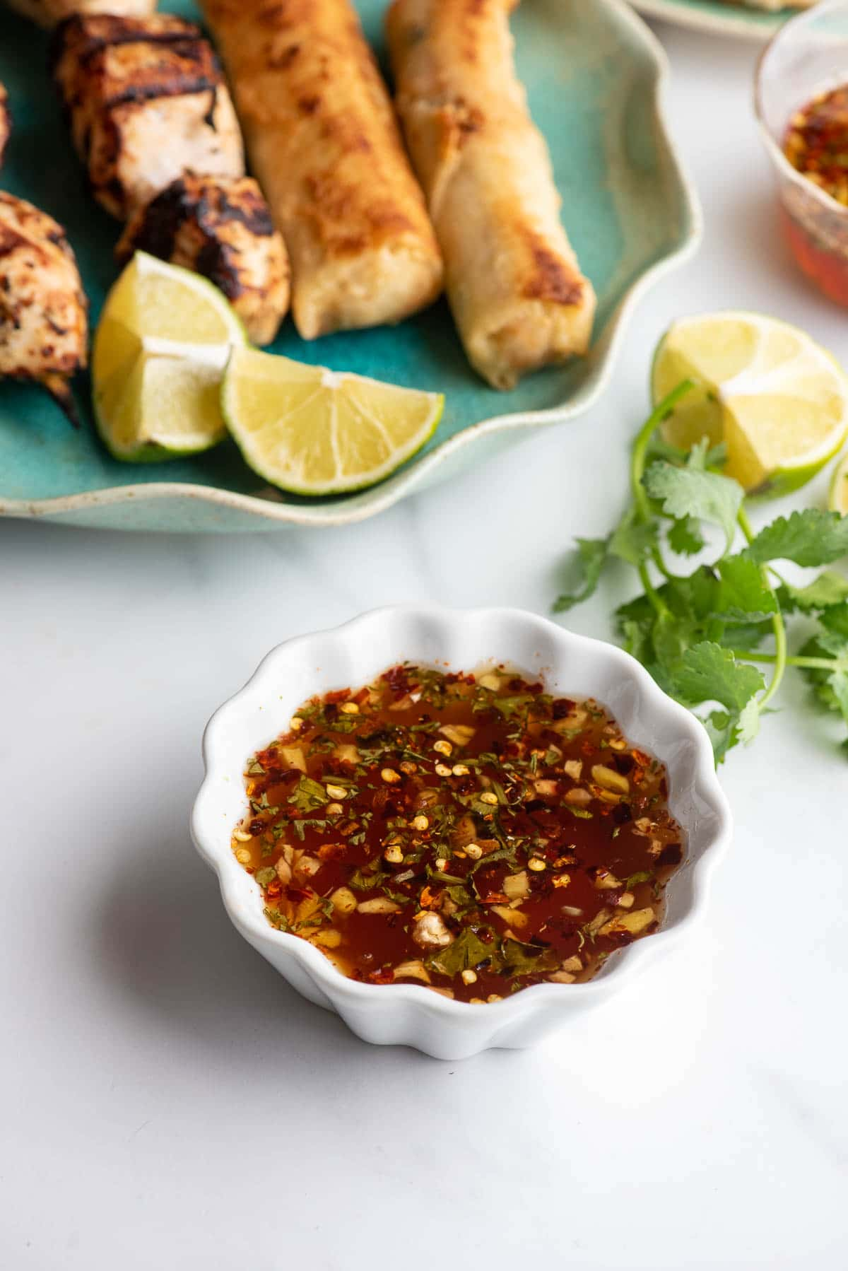 sweet tangy dipping sauce