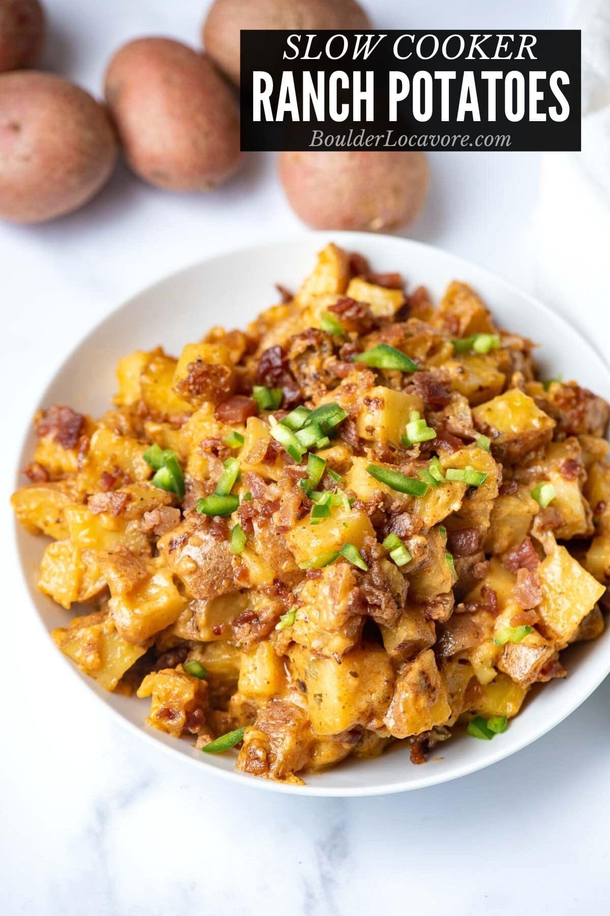 Ranch Potatoes title image