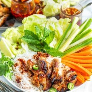 vietnamese noodle bowl title