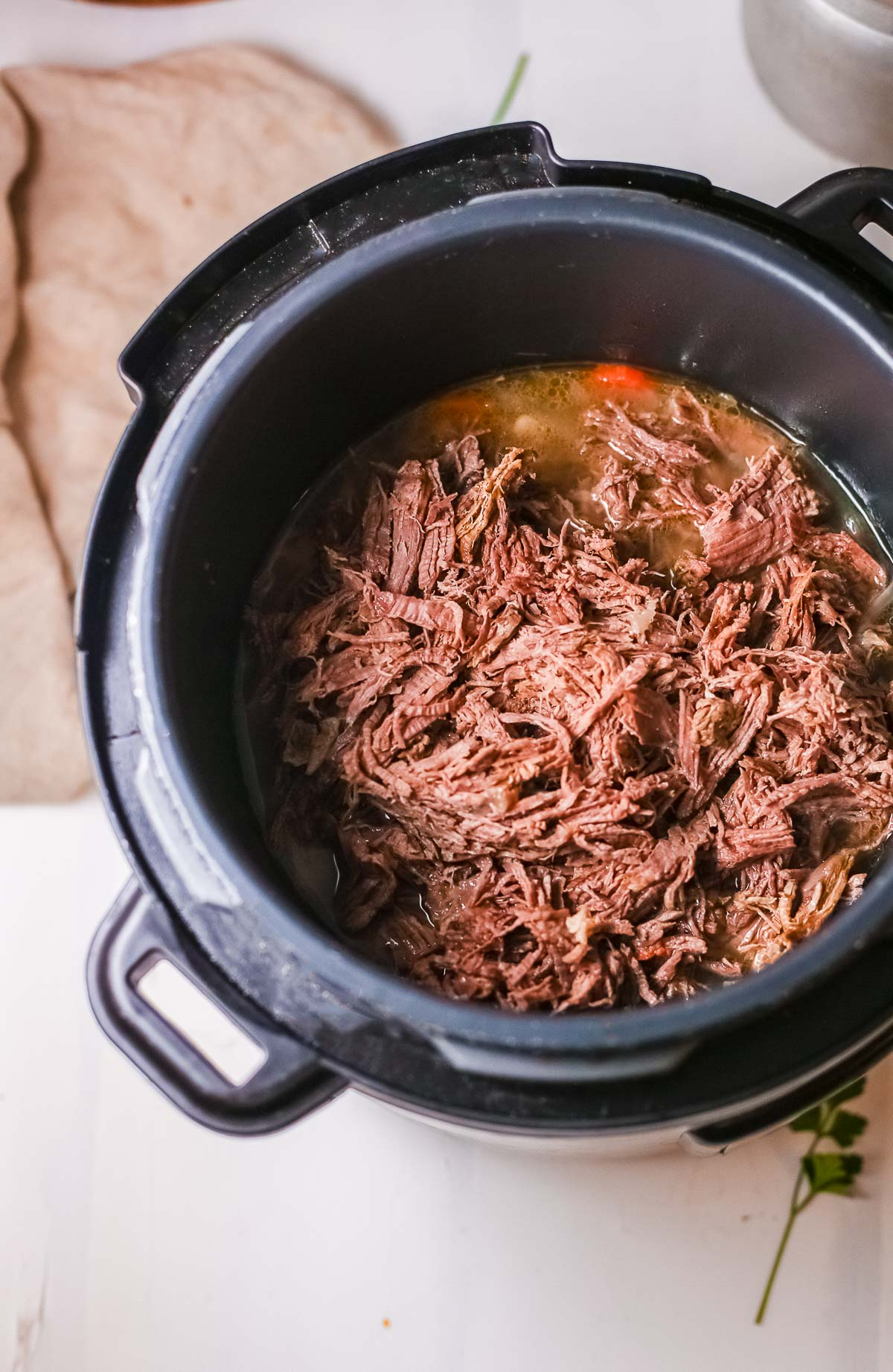 barbacoa in the instant pot