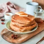 Apple Pancakes recipe – Easy Pancakes from Scratch!