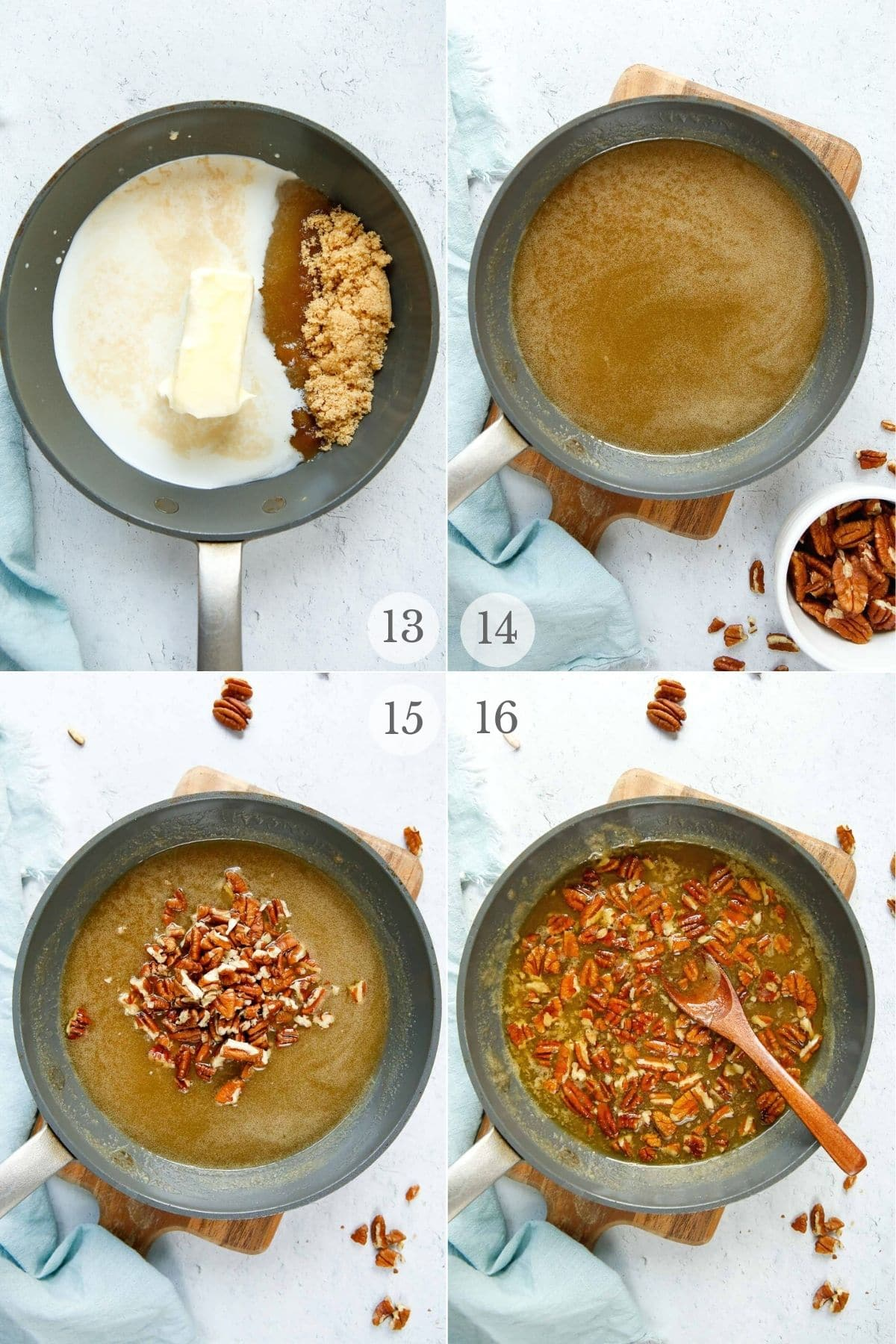 Pumpkin French Toast Casserole (Instant Pot) recipe steps 13-16a