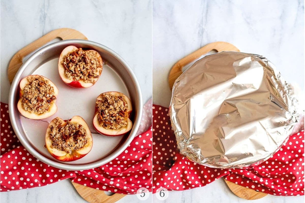 baked apples recipes steps 5-6