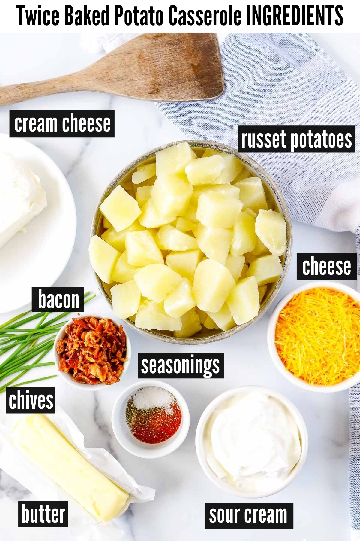 twice baked potato casserole ingredients