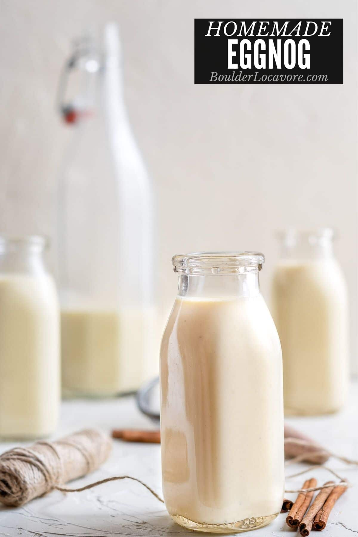 Homemade Eggnog Recipe No Alcohol Boulder Locavore
