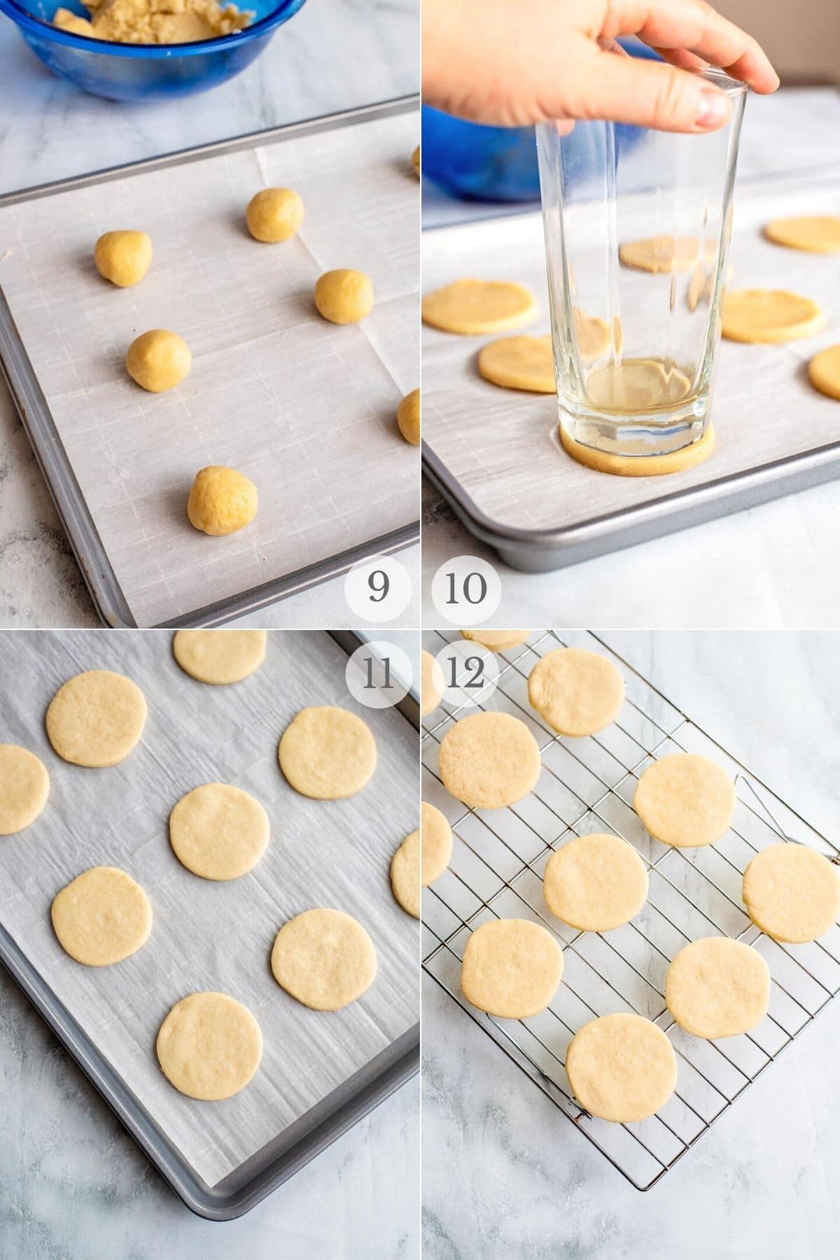 butter cookies recipe steps 9-12